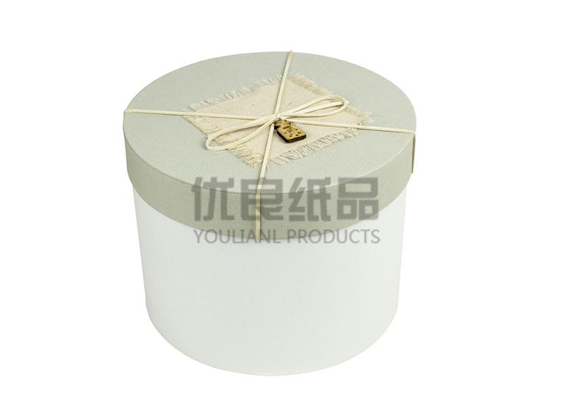 圆形包装盒