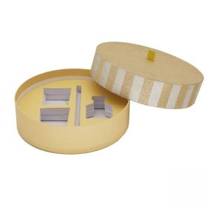 闪金纸圆盒